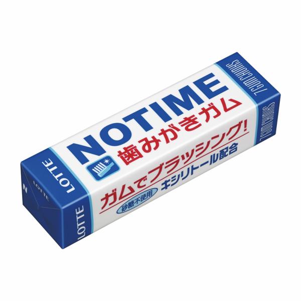 (本州一部送料無料)ロッテ ノータイム 15入(15×20)300入 【ラッキーシール対応】