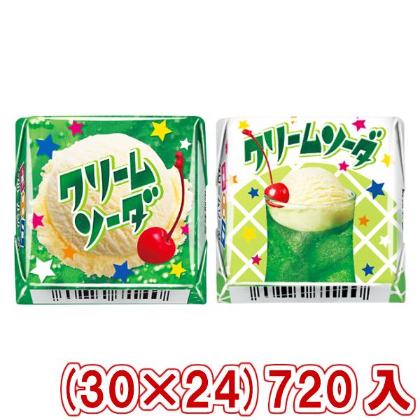 (本州送料無料) チロルチョコ クリームソーダ (30×12)720入 (駄菓子)