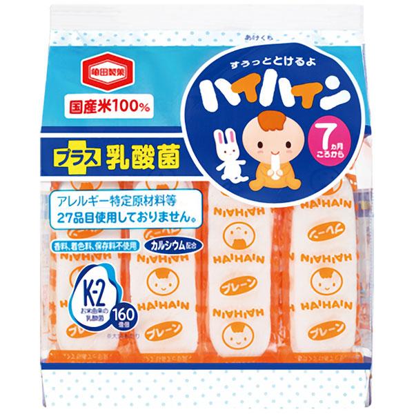 (本州一部送料無料)亀田製菓 ハイハイン (12×2)24入 (Y12) 【ラッキーシール対応】