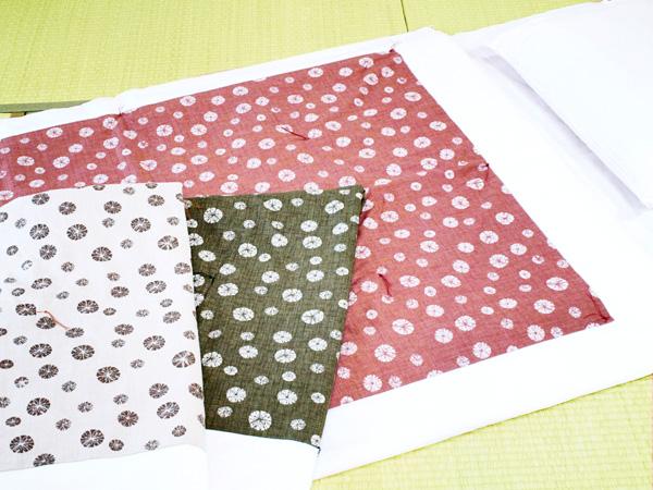 職人の手作り 日本製 八分の五夏布団 肌ふとん 京都 約120×160cm しぼり 洛中高岡屋 夏ふとん うす掛布団