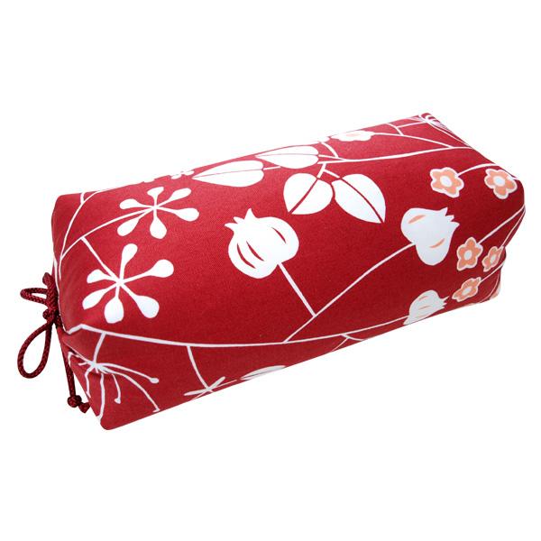 ごろ寝の時に ちょい寝にぴったり 超特価SALE開催 通気性がいい 小さな枕です 爆安プライス オーダーメイドで色柄が選べます 新柄ブーケ たわらまくら 京都 職人の手作り 俵枕 洛中高岡屋
