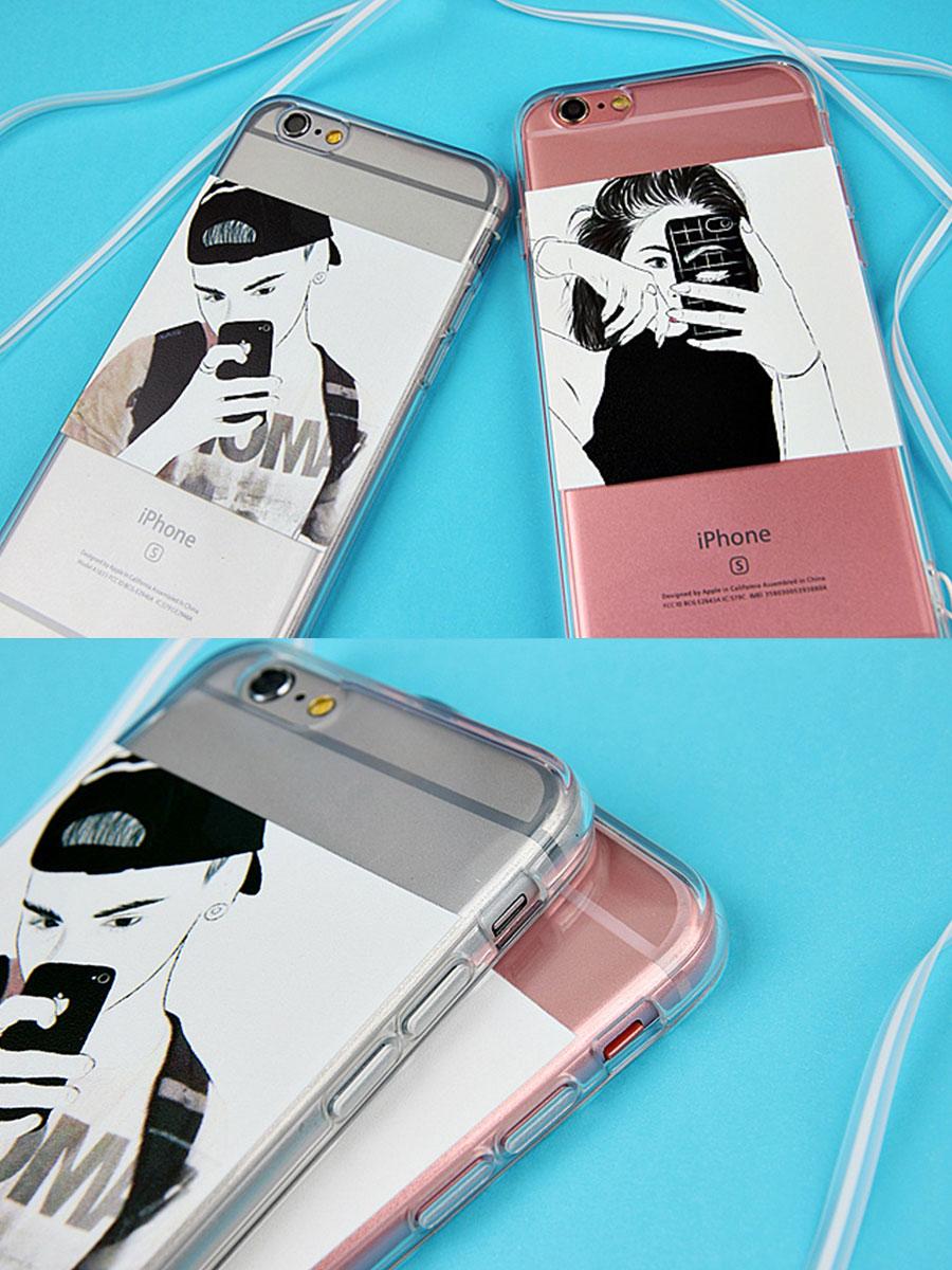 ANIME MANGA CHARACTERS iphone case