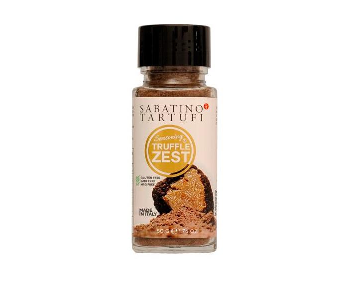 (代引不可・全国送料無料)SABATINO トリュフゼスト 50g/3瓶 ZEST サバティーノ社イタリア産 黒トリュフ粉末調味料