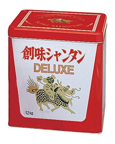 創味シャンタン デラックス DX 12kg/缶 創味食品 日本製国産高級中華スープの素