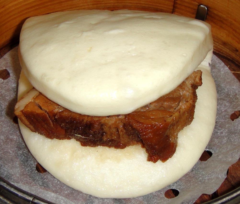 公式ストア 送料無料/新品 冷凍便 割包 刈包 大 中華サンド 60g×10個 台湾産 割りパン 袋