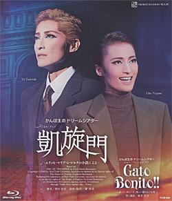 宝塚歌劇 凱旋門 Gato Bonito 中古 Blu-ray Disc 定番スタイル 営業