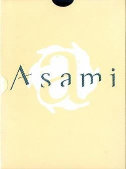【宝塚歌劇】 朝海ひかる 復刻版DVD-COLLECTION「Asami」 【中古】【DVD】