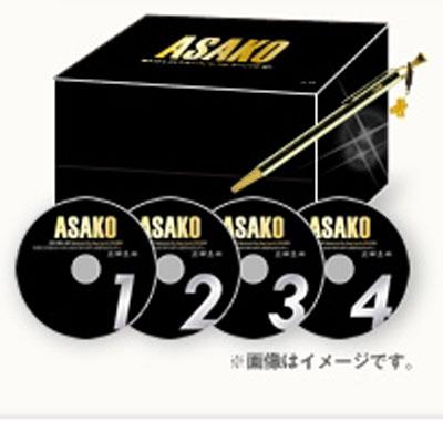 【宝塚歌劇】 瀬奈じゅん スカイ・ステージ スペシャル DVD-BOX「ASAKO」 【中古】【DVD】