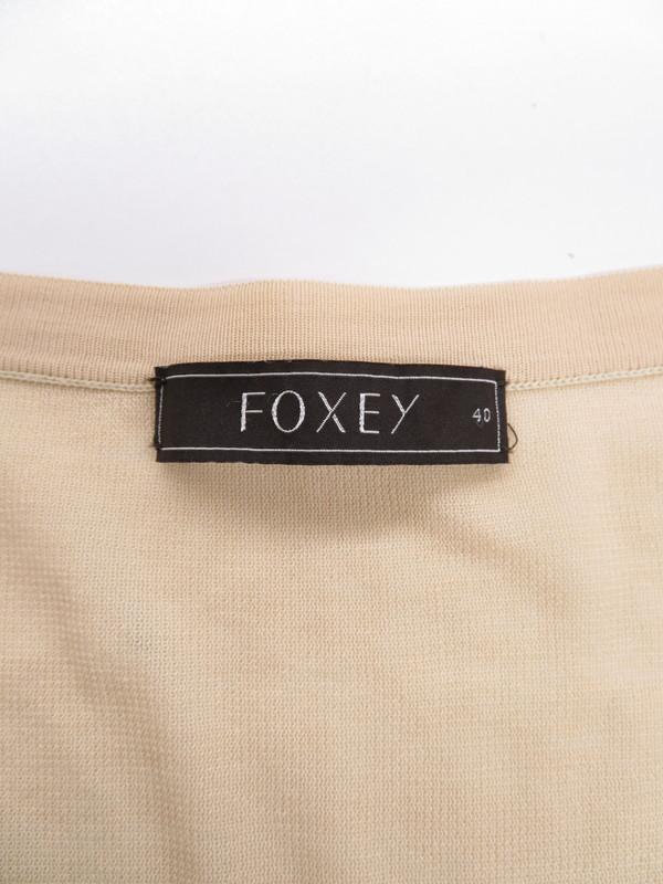 FOXEYトップス フォクシー スタイリッシュカーディガン size40 27372 レディース 1週間保証b02f h05AB8kNO0wPXn