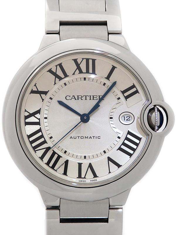 『3年保証』 【Cartier 自動巻き】カルティエ『バロンブルーLM』W69012Z4 メンズ 自動巻き 3ヶ月保証 3ヶ月保証【】b01w/h08A【 メンズ】b01w/h08A, 三角町:ddfceb8a --- baecker-innung-westfalen-sued.de