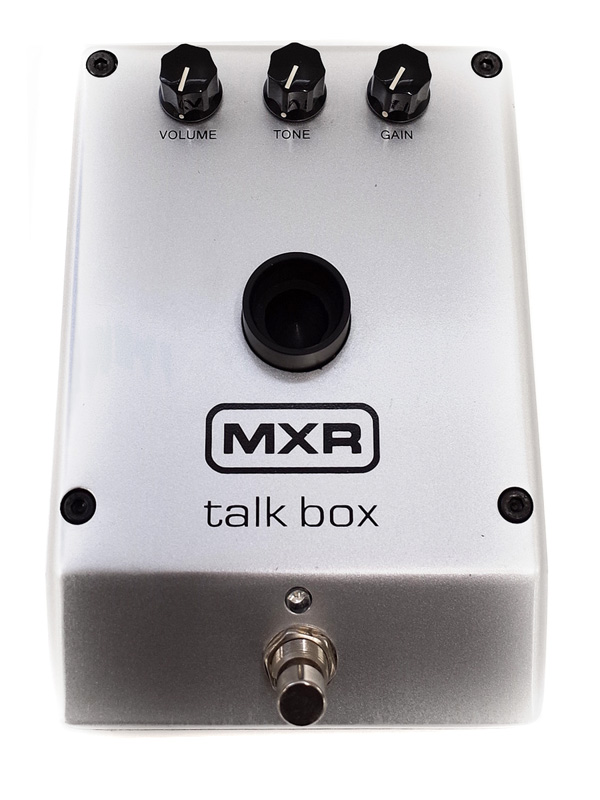 【MXR】エムエックスアール『エフェクター』M222 talkbox 1週間保証【中古】b03g/h12AB