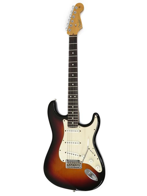 【FenderUSA】【工房メンテ済】フェンダーUSA『エレキギター』American Standard STRATOCASTER 2008年製 1週間保証【中古】b03g/h17AB