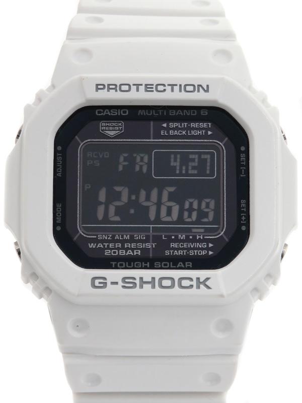 【CASIO】【G-SHOCK】カシオ『Gショック』GW-M5610MD-7JF ボーイズ ソーラー電波クォーツ 1週間保証【中古】b06w/h17A