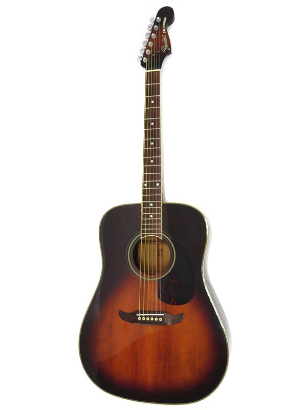 【Fender】フェンダー『アコースティックギター』CALIFORNIA C-2D 1980年代製 1週間保証【中古】b03g/h14B