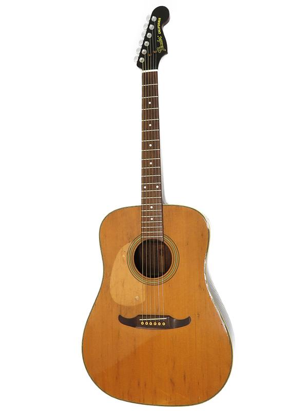 【Fender】【工房メンテ済】フェンダー『アコースティックギター』C-3 1980年代製 1週間保証【中古】b03g/h03B