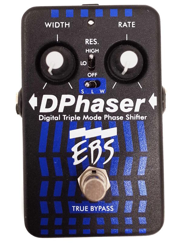 【EBS】イービーエス『フェイザー』D Phaser コンパクトエフェクター 1週間保証【中古】b03g/h11AB