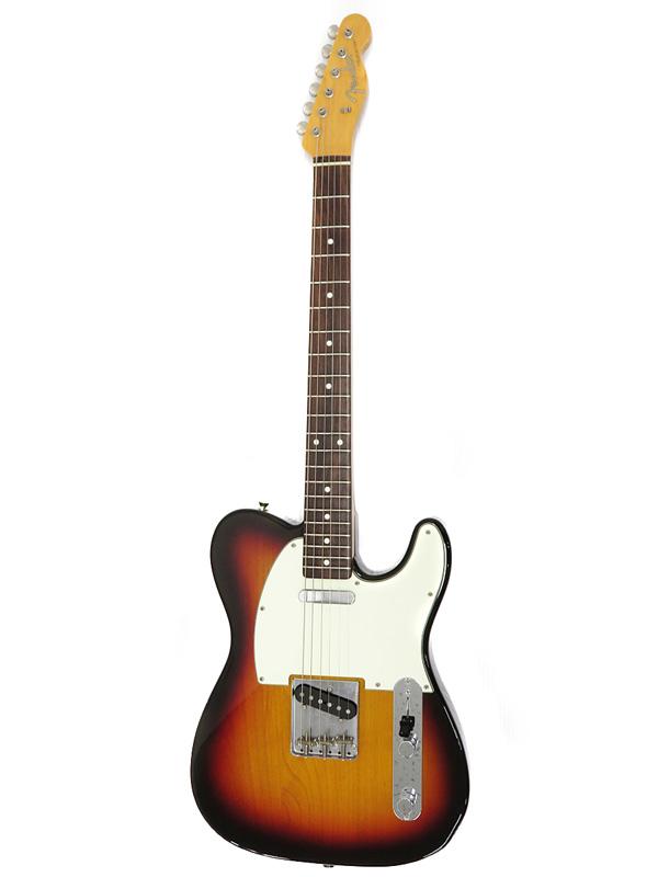 【FenderJapanExclusive】【工房メンテ済】フェンダージャパンエクスクルーシブ『エレキギター』Classic 60s TELE US Pickup 2015年製 1週間保証【中古】b03g/h02AB