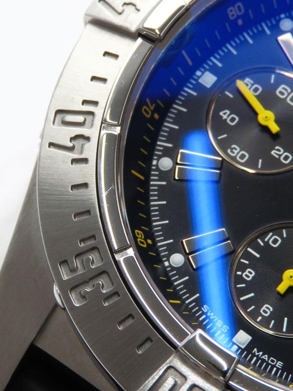 BREITLING世界限定1000本 ブライトリング アベンジャー コードイエロー A13380 メンズ 自動巻き 6ヶ月保証b06w h17AnO0wkP