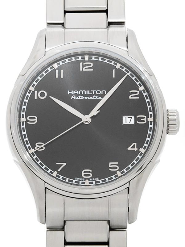 【HAMILTON】ハミルトン『バリアント オートマティック』H39515133 メンズ 自動巻き 1週間保証【中古】b05w/h10AB