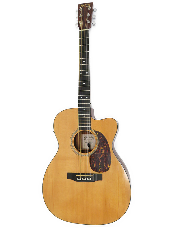 【Martin】【工房メンテ済】マーチン『E.アコースティックギター』000C-16GTE 2008年製 エレアコギター 1週間保証【中古】b03g/h09B