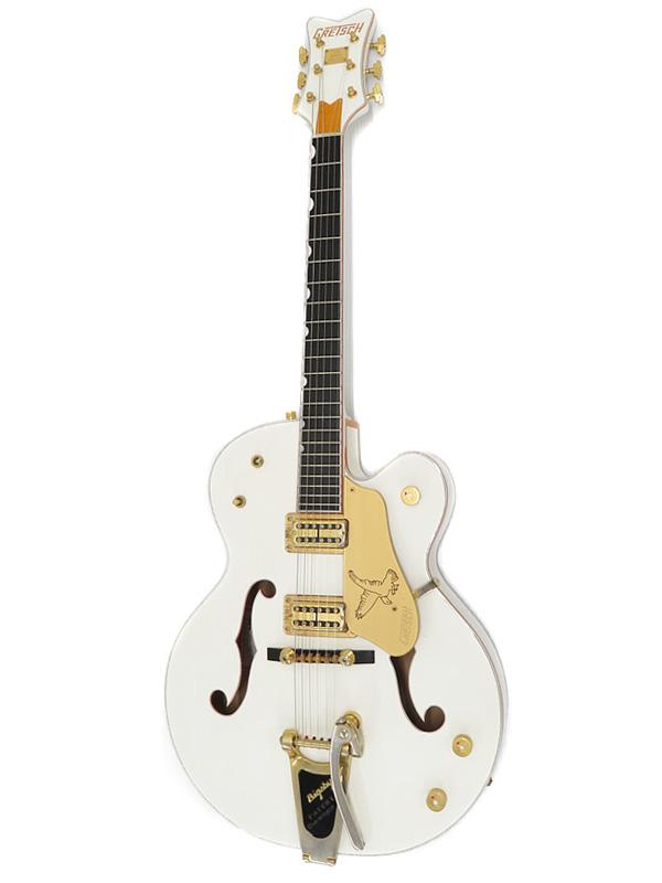 【GRETSCH】【工房メンテ済】【White Falcon】グレッチ『エレキギター』G6136T 2005年製 1週間保証【中古】b03g/h20AB