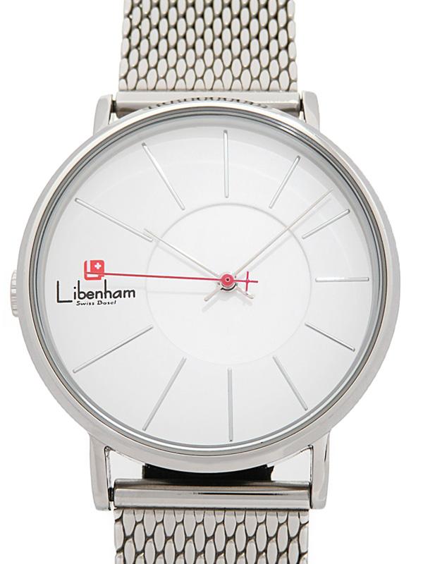【Libenham】【裏スケ】リベンハム『ラントシャフト』LH-90032 メンズ 自動巻き 1週間保証【中古】b02w/h13AB