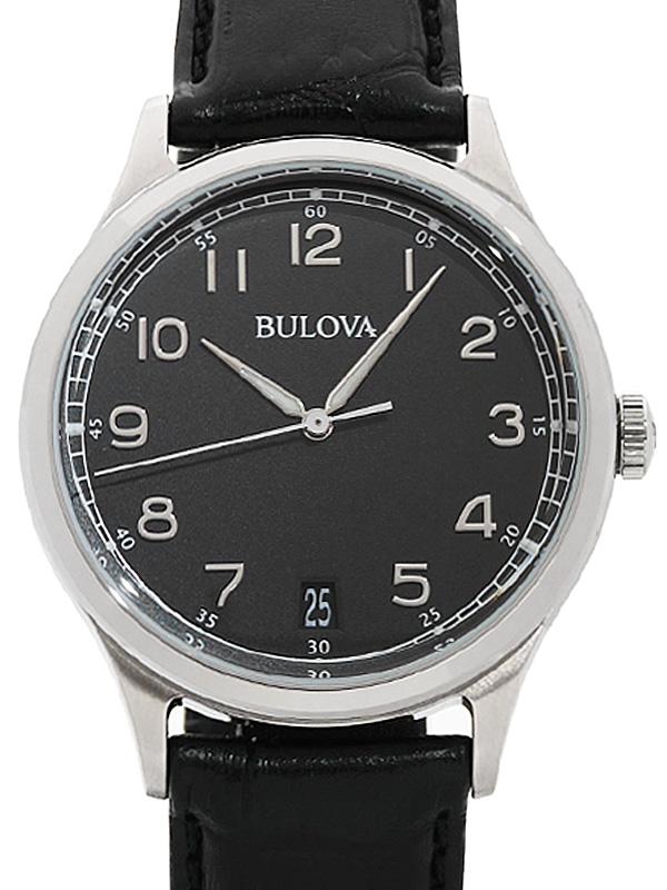 【BULOVA】ブローバ『ヴィンテージ』96B233 メンズ クォーツ 1週間保証【中古】b02w/h07A