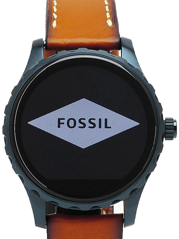【FOSSIL】フォッシル『Qマーシャル ジェネレーション2』FTW2106 ボーイズ スマートウォッチ 1週間保証【中古】b02w/h03A