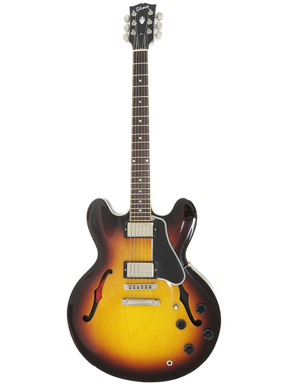 【Gibson Memphis】【工房メンテ済】ギブソンメンフィス『エレキギター』ES-335 DOT 2013年製 1週間保証【中古】b03g/h10AB