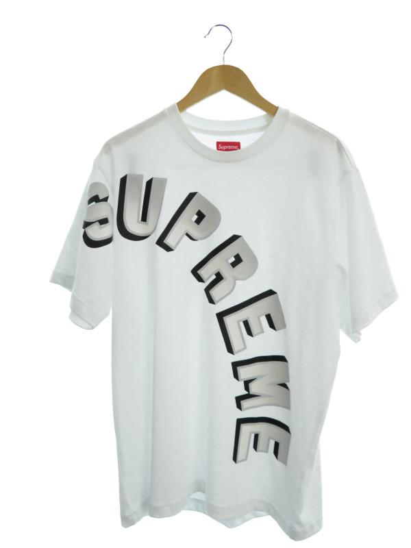 【Supreme】【18SS】【Gvadient Top Tee】【トップス】シュプリーム『半袖Tシャツ sizeM』メンズ 1週間保証【中古】b06f/h22AB