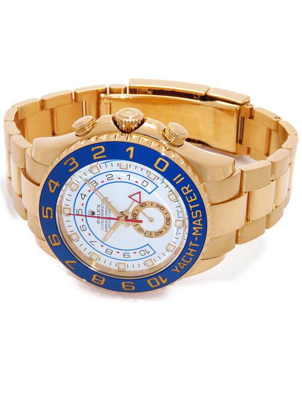 watch 40553 b84b5 お買い得!】 【ROLEX】ロレックス『ヨットマスター2』116688 Z ...