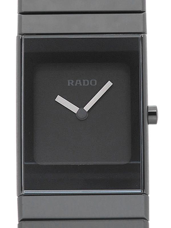 【RADO】ラドー『ダイヤスター』121.0452.3 レディース クォーツ 1週間保証【中古】b06w/h06A