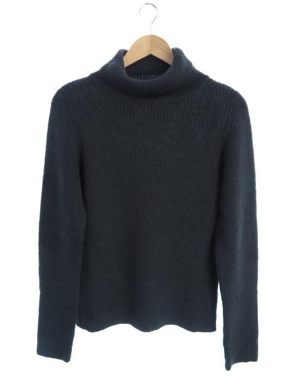 【GUCCI】【イタリア製】【トップス】グッチ『長袖タートルネックセーター sizeS』メンズ ニット 1週間保証【中古】b03f/h14AB