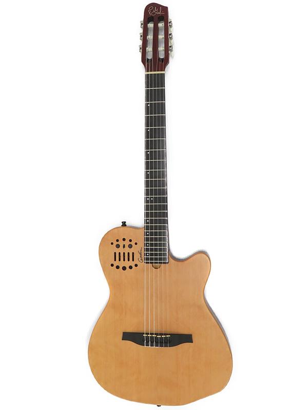 【Godin】【工房メンテ済】ゴダン『E.ガットギター』Multias ACS SA 1週間保証【中古】b03g/h17AB