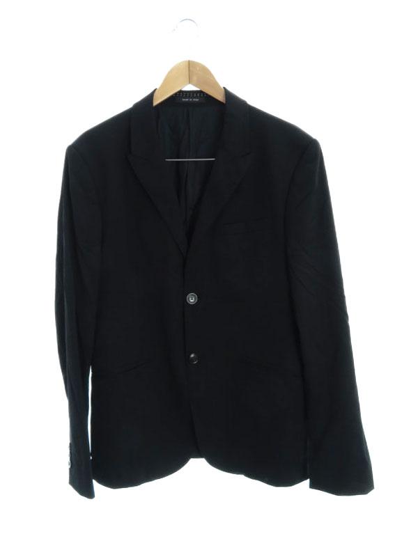 【EMPORIO ARMANI】【上下セット】【イタリア製】【BLUE LINE】エンポリオアルマーニ『スーツ size50』メンズ セットアップ 1週間保証【中古】b05f/h10AB