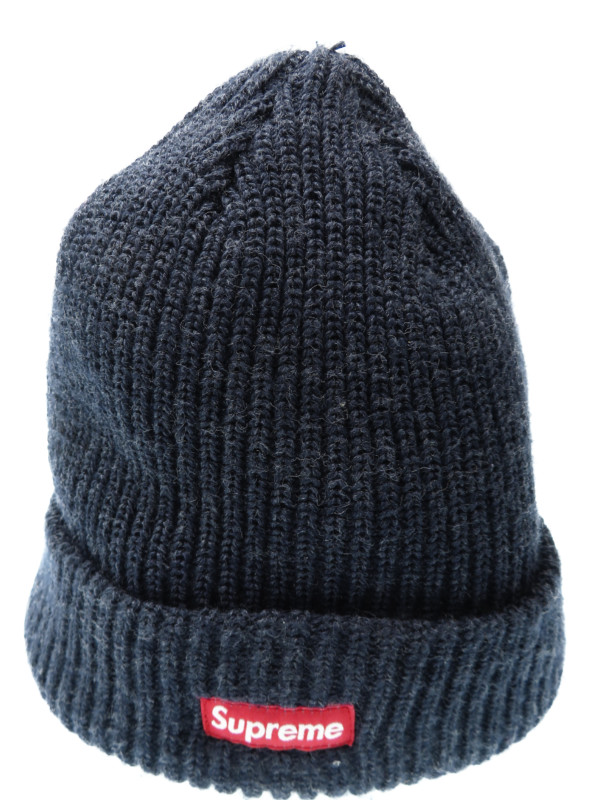 新到着 【Supreme】シュプリーム『ニット帽』ユニセックス 帽子 帽子 1週間保証【中古】b05f/h21AB, 西春日井郡:2ddf5040 --- adesigndeinteriores.com.br