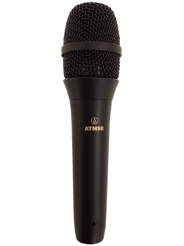 最新入荷 【audio-technica】オーディオテクニカ『ボーカルマイク』ATM98 1週間保証【中古】b03g/h14AB, nisky b5fafa8c