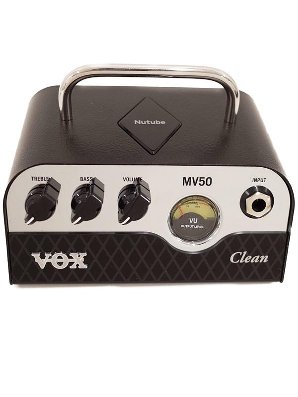 【VOX】ヴォックス『ギターヘッドアンプ』MV50 Clean ギターアンプ 1週間保証【中古】b03g/h20AB