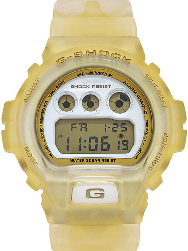 【CASIO】【G-SHOCK】カシオ『Gショック プレシャスリートセレクション 2006年モデル』DW-6900XLV-7 メンズ クォーツ 1週間保証【中古】b03w/h16AB