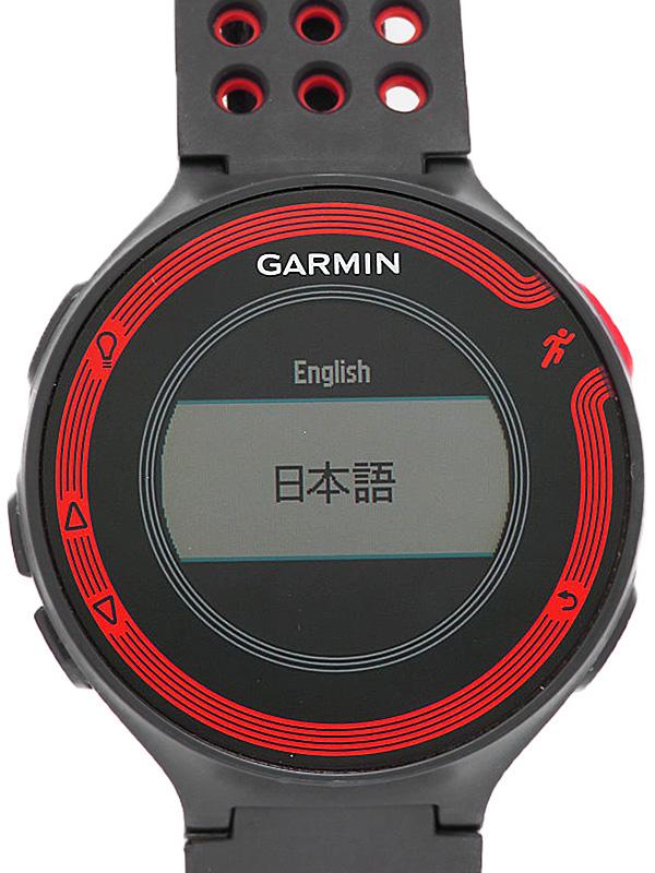 【GARMIN】【ランニングウォッチ】ガーミン『Fore Athlete 220J GPS』203-JN6059 メンズ ウェアラブル端末 1週間保証【中古】b02w/h03AB