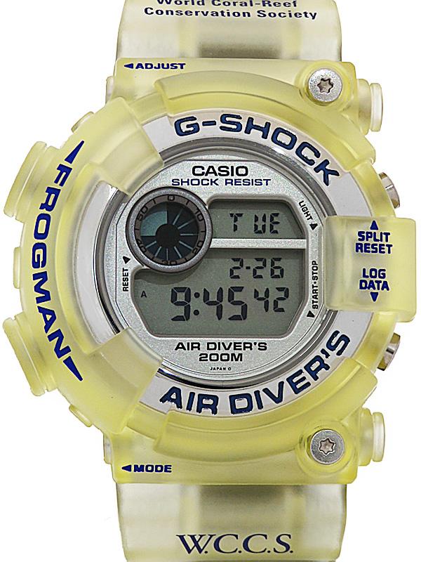 【CASIO】【G-SHOCK】【電池交換済】カシオ『Gショック W.C.C.S』DW-8250WC-7BT メンズ クォーツ 1週間保証【中古】b05w/h22A