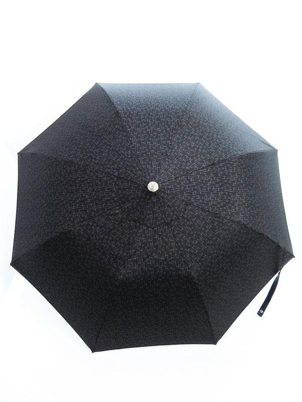 【HERMES】【Hロゴ】【イタリア製】エルメス『折り畳み傘 』レディース 1週間保証【中古】b01f/h08AB