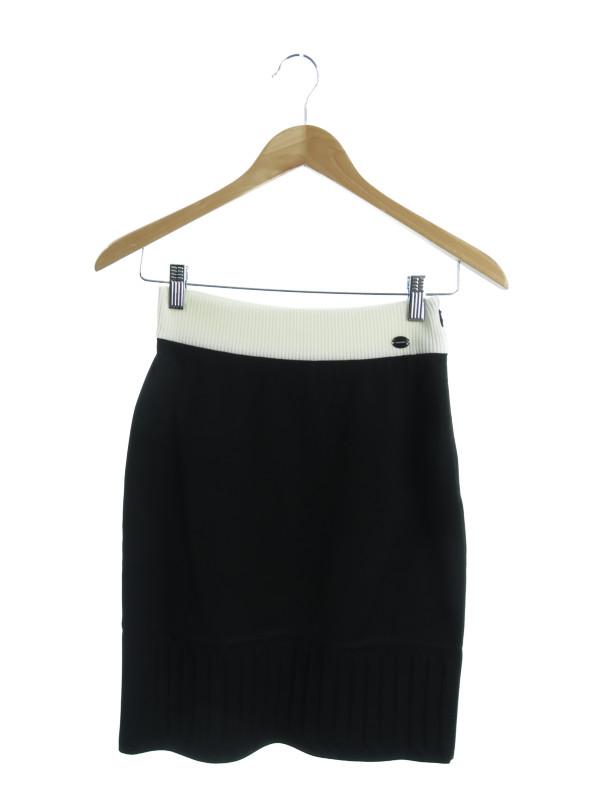 【CHANEL】【イタリア製】【ボトムス】シャネル『スカート size36』P46120K05797 レディース 1週間保証【中古】b01f/h14A
