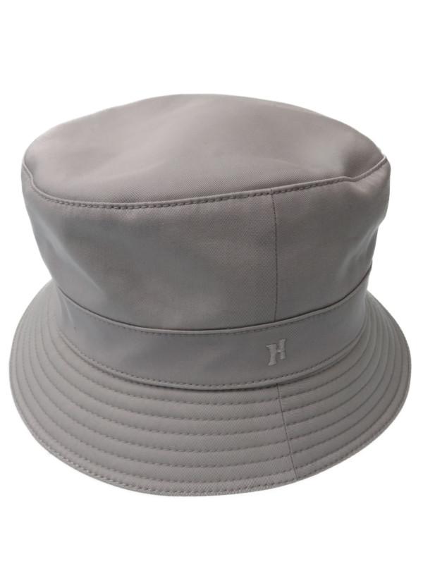 【HERMES】【帽子】【フランス製】エルメス『コットンハット size58』レディース 1週間保証【中古】b01f/h08AB