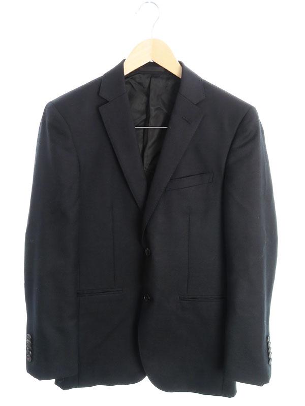【BLACK LABEL CRESTBRIDGE】【MIYUKIKEORI】【3ピース】ブラックレーベルクレストブリッジ『ベスト付スーツ上下セット size38R』51H71-712-09【中古】b01f/h03AB