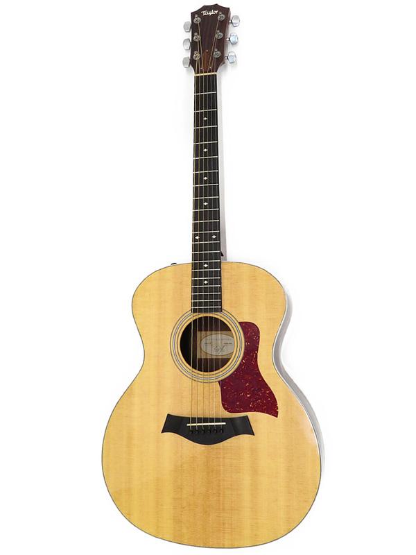 【Taylor】【工房メンテ済】テイラー『E.アコースティックギター』214e DLX 2015年製 エレアコギター 1週間保証【中古】b03g/h17AB