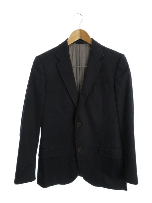 【GUCCI】【スイス製】【アウター】グッチ『テーラードジャケット size46R』メンズ ブレザー 1週間保証【中古】b02f/h22B