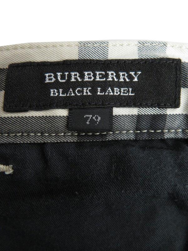 BURBERRY BLACKLABELボトムス バーバリーブラックレーベル チェック柄ハーフパンツ size79 BMS64 911 42 メンズ ショートパンツ 1週間保証b01f h10ABqMVpSUzLG