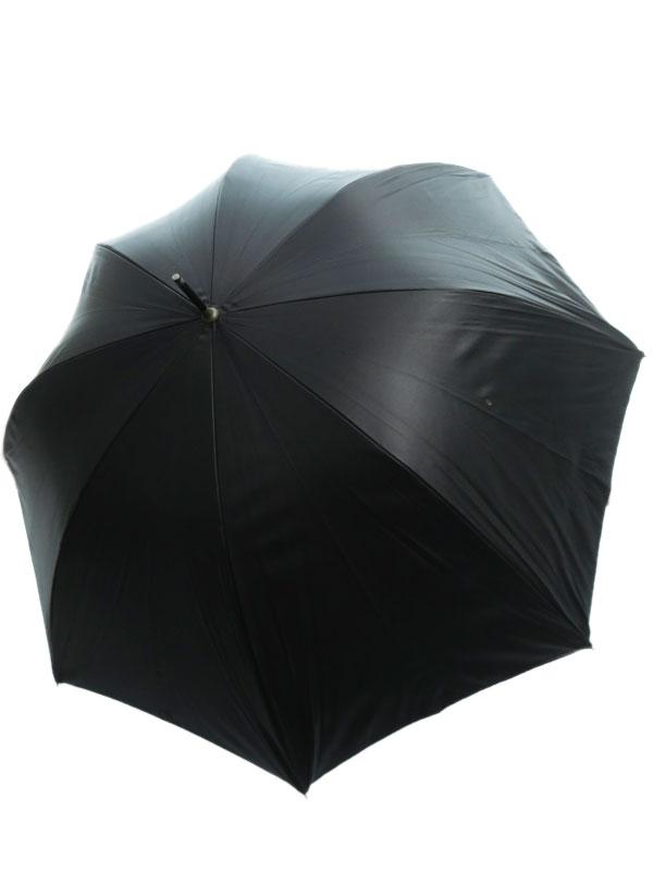【CHANEL】【雨傘】【フランス製】シャネル『長傘』レディース アンブレラ 1週間保証【中古】b05f/h07AB