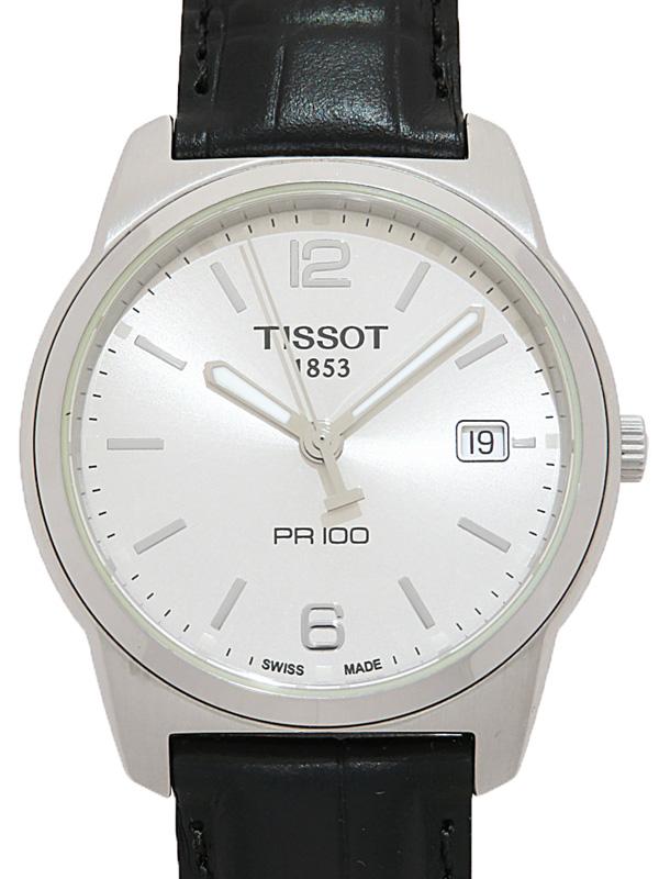 【TISSOT】ティソ『Tクラシック』T049.410.16.037.01 メンズ クォーツ 1週間保証【中古】b05w/h10A
